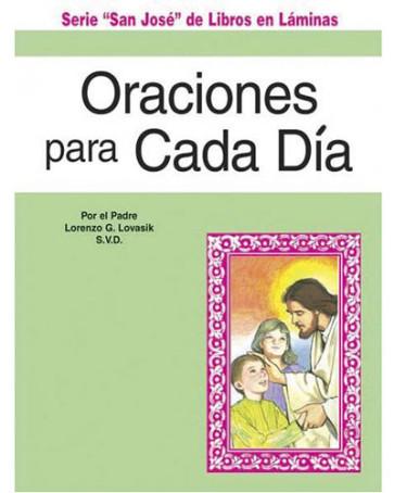 Oraciones para Cada Dia Book