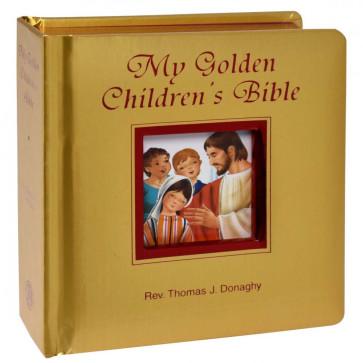 My Golden Childrens Catholic Bible