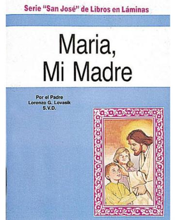 Maria, Mi Madre Book
