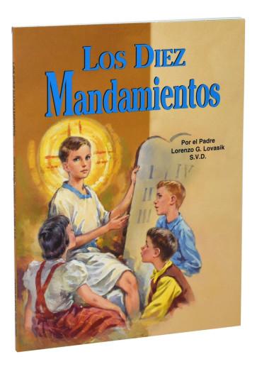 Los Diez Mandamientos Book