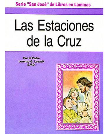 Las Estaciones de la Cruz Book