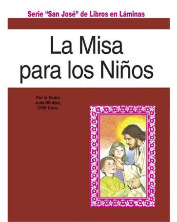 La Misa para los Ninos Book
