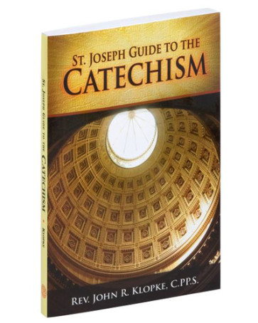 St. Joseph Guide to the Catechism Books