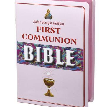 St. Joseph NCB First Communion Edition - Girls
