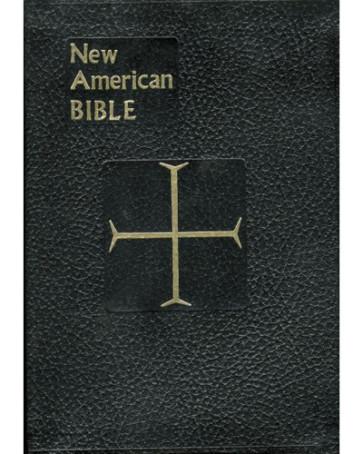 Catholic New American Bible - Full Size