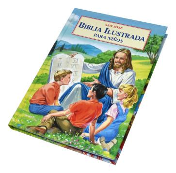 La Biblia Ilustrada Para Ninos Bible