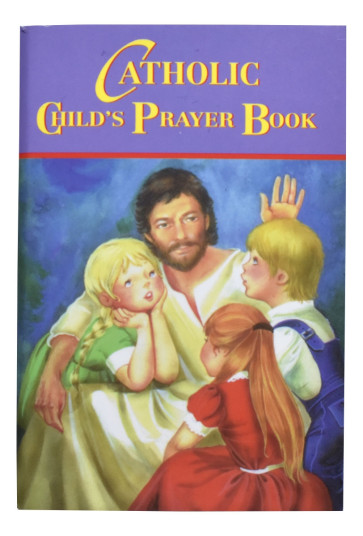 Catholic Child's Prayer Books