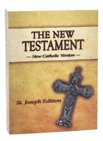 St. Joseph NCV New Testament (vest pocket edition)