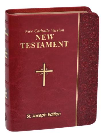 St. Joseph NCV Net Testament (Vest Pocket Edition)