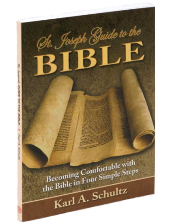 Book St. Joseph Guide to the Catholic Bible