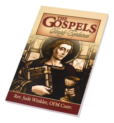 The Gospels Simply Explained Catholic Book