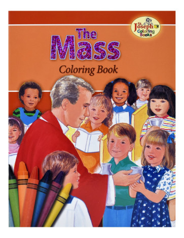 Coloring Books About the Mass