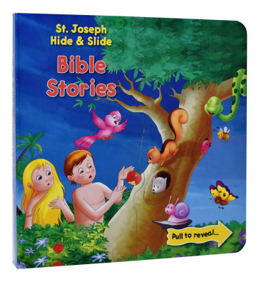 Hide & Slide Bible Stories