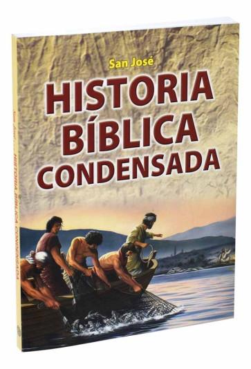 Historia Biblica Condensada Condensed Biblical History