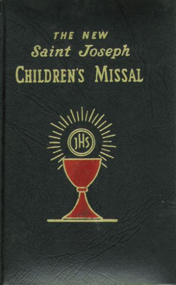 Children's Missal - Black Cover
