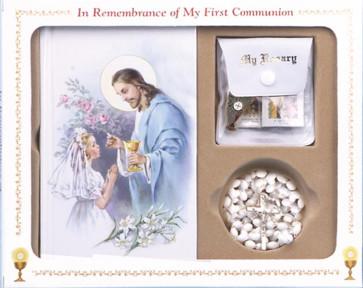 First Mass Book (Good Shepherd) Box Set - Girls