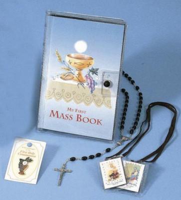First Mass Book (My First Eucharist) Vinyl Set
