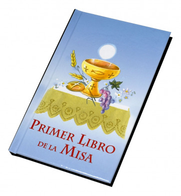 Primer Libro De La Misa Catholic Book