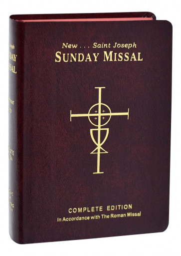 St. Joseph Sunday Missal - Complete Edition in Accordance with the Roman Missal