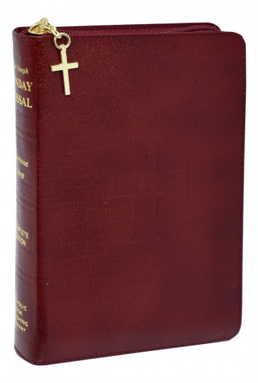 Sunday Missal - Complete Edition in Accordance with the Roman Missal