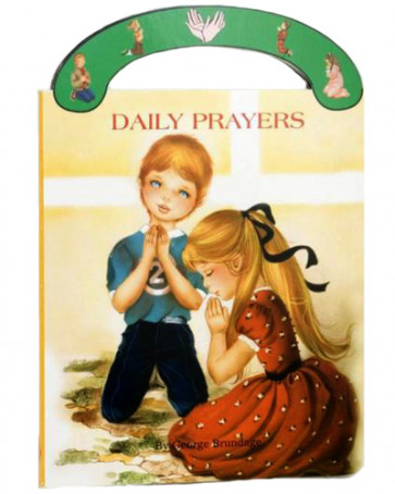 Daily Prayers Catholic Book