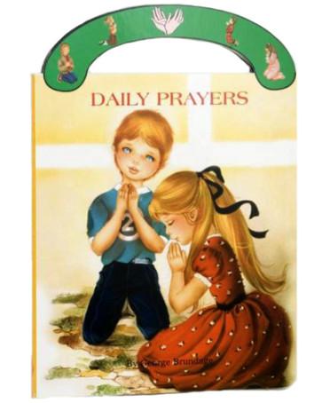 Daily Prayers Catholic Book