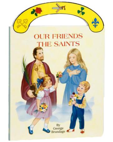 Our Friends the Saints Catholic Book