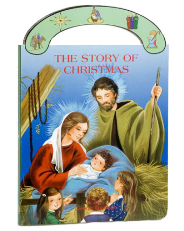 The Story of Christmas Books