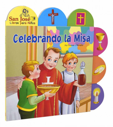 Celebrating Mass Catholic Book