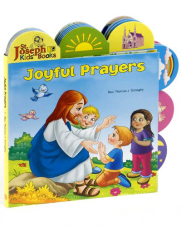 Joyful Prayers Catholic Book