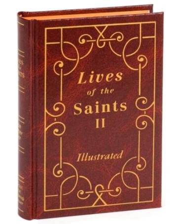 Lives Of The Saints II Books