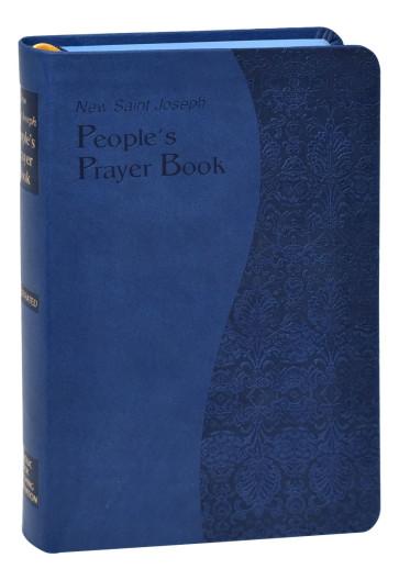 St. Joseph People's Prayer Catholic Book