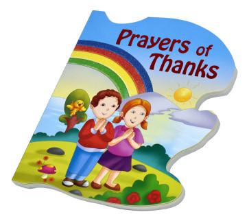 Prayers of Thanks Catholic Book