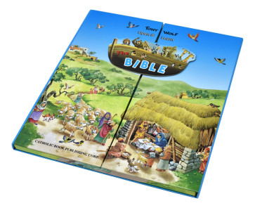Open and Learn Childrens Bible