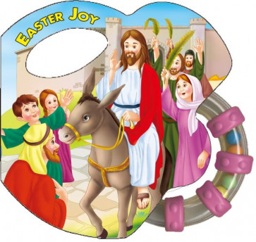 Easter Joy (Rattle Book)