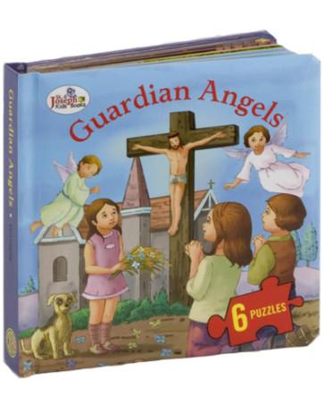 GUARDIAN ANGELS (ST. JOSEPH BEGINNER PUZZLE CATHOLIC BOOK)
