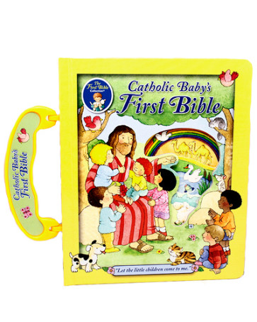 Catholics Baby's First Bibles