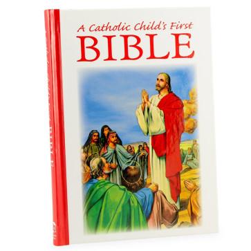 Catholic Child's First Bible