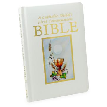 A Catholic Child's First Communion Bible - Sacremental Edition