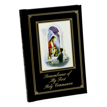 Remembrance of My First Holy Communion for Boys - Traditions