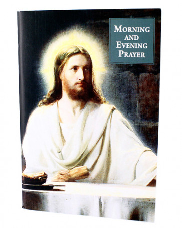 Morning and Evening Prayer Book
