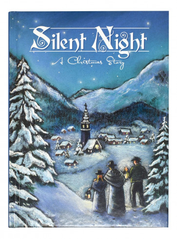 Silent Night: A Christmas Story Christian Catholic  Book
