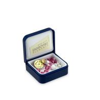 Pink Swarovski Crystals beads Rosary Bracelet