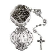Saint Benedict Rosary Gift Set