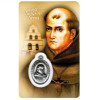 Saint Junipero Serra, Prayer Card