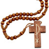 Wooden Beads Rosary