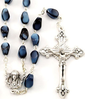 Rosary-glass-beads