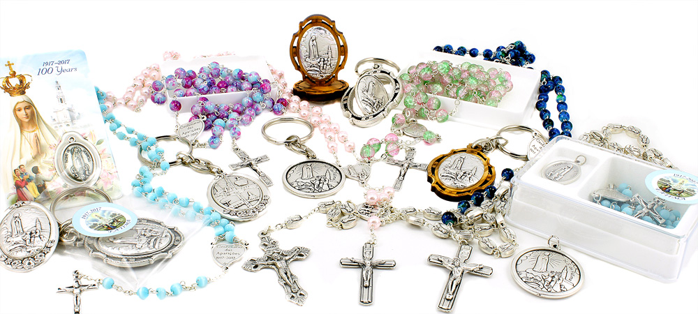 Fatima Centennial Commemorative Rosaries and Gifts