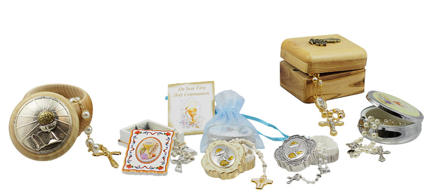 Catholic first communion gifts
