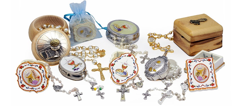 First Communion Gifts | Rosary Mart.com